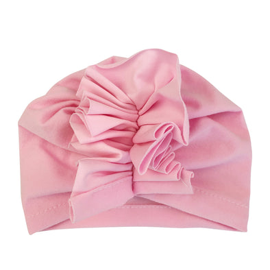 Ruffles Infant Headwrap Hat - Baby Wisp