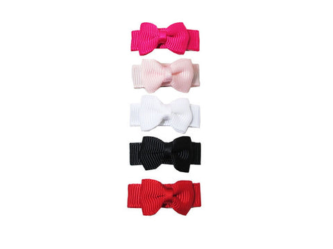 Small Snap Classic Grosgrain Collection - Baby Wisp