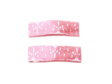 Little Girl Urban Chandelier Ribbon Clips - 3 colours - Baby Wisp