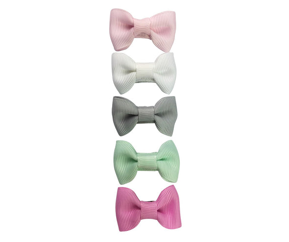 Small Snap Charlotte Bow Collection - Flowers in the Attic - Baby Wisp