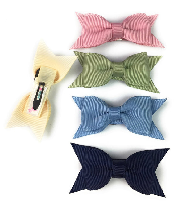 5 Small Cadeau Bows Gift Set - Finesse - Baby Wisp