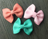 Small Snap Classic Bow - Daydream - Baby Wisp