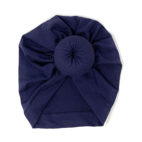 Donut Turban Hat - Top Knot Head wrap - Baby Wisp