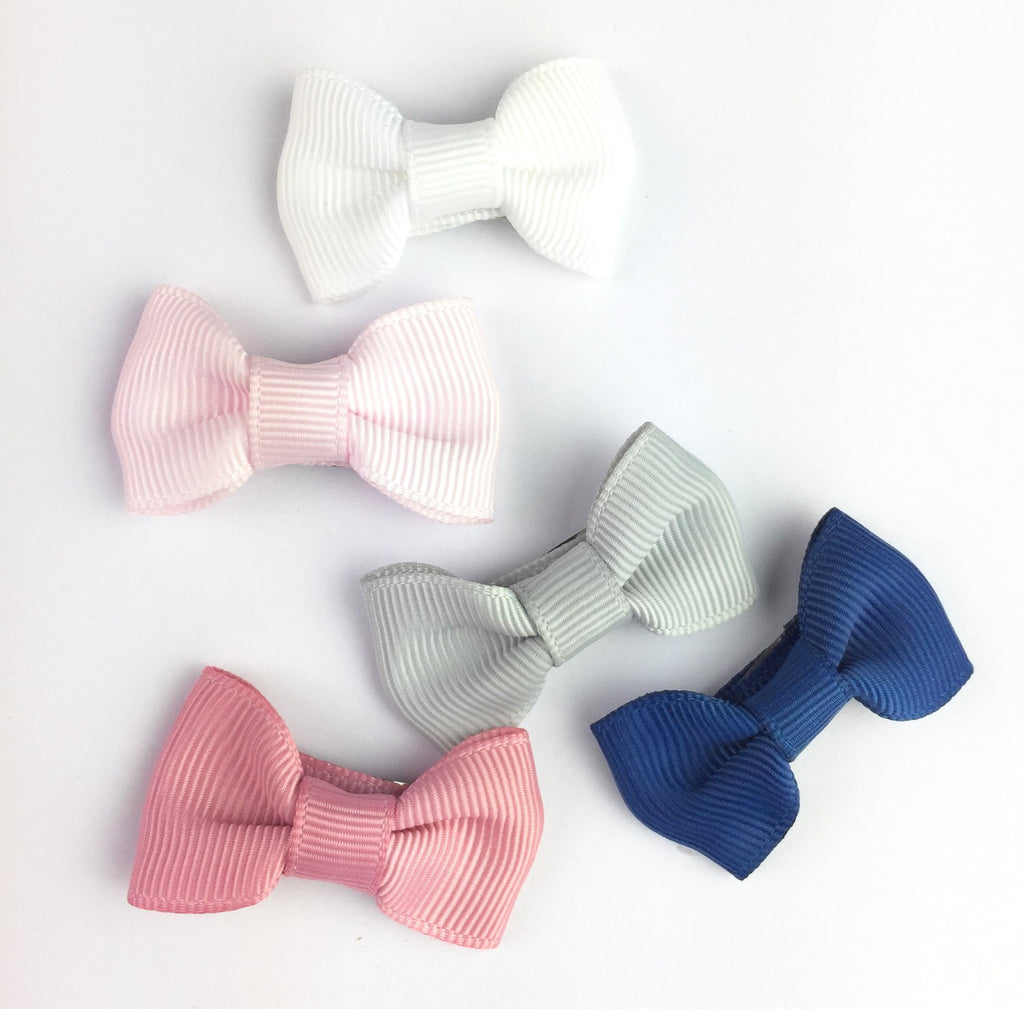 Small Snap Charlotte Bow Collection - Slumber Party - Baby Wisp