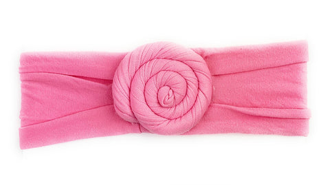 Infant Headwrap Nylon Roll Headband - Baby Wisp