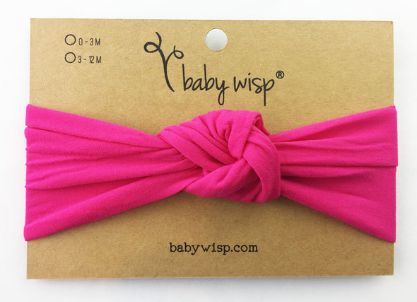 Fall Collection - Infant Headwrap - Turban Knot Headband - Baby Wisp