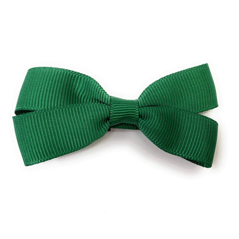 Sandra- Grosgrain Hair Bow- Alligator Hair Clip