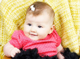 Small Snap Fancy Bows - Back to School - Baby Wisp