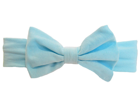 Big Bow baby Headband - Baby Wisp