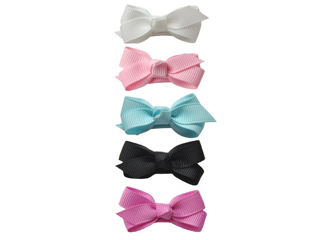 Small Snap Chelsea Boutique Bow - Fairy Godmother - Baby Wisp