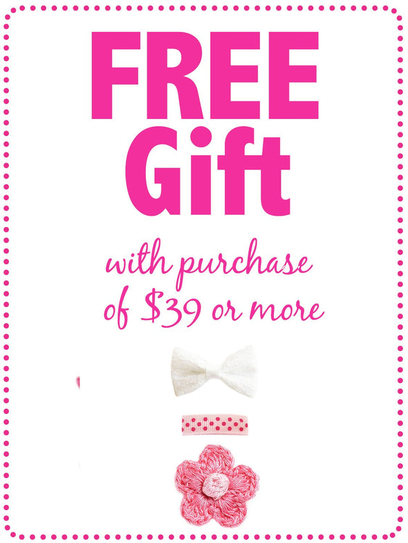 FREE Gift with $39 Purchase - Baby Wisp