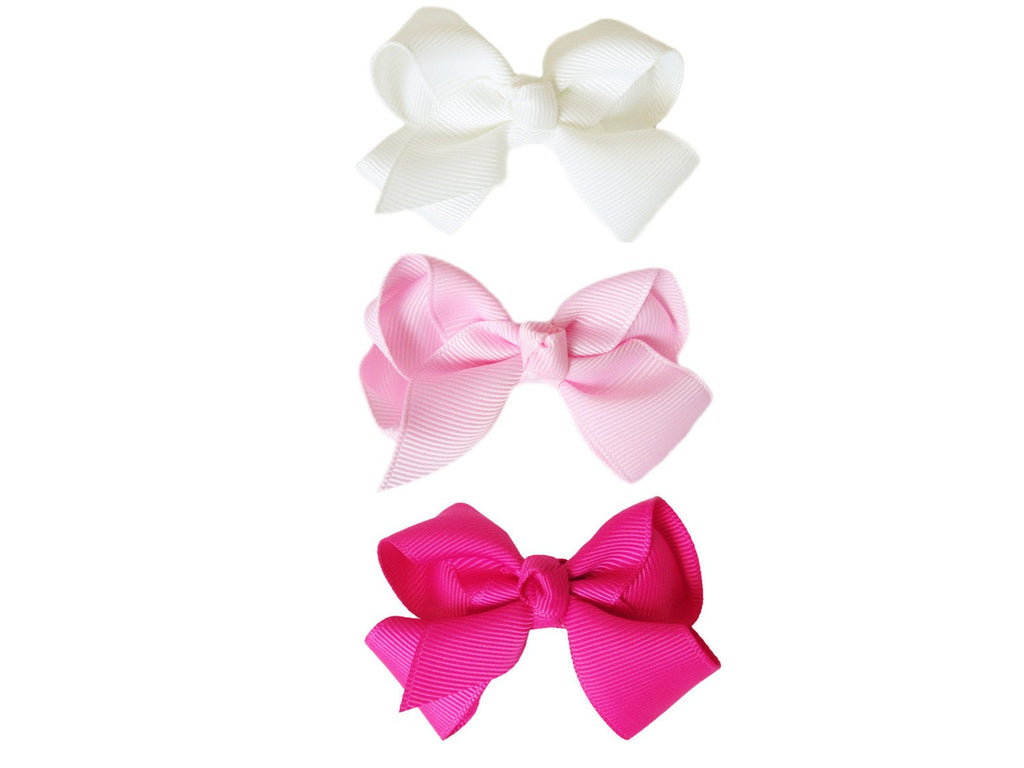 Bowtastic Bows Pinch Clip - Sweet Dreams - Baby Wisp