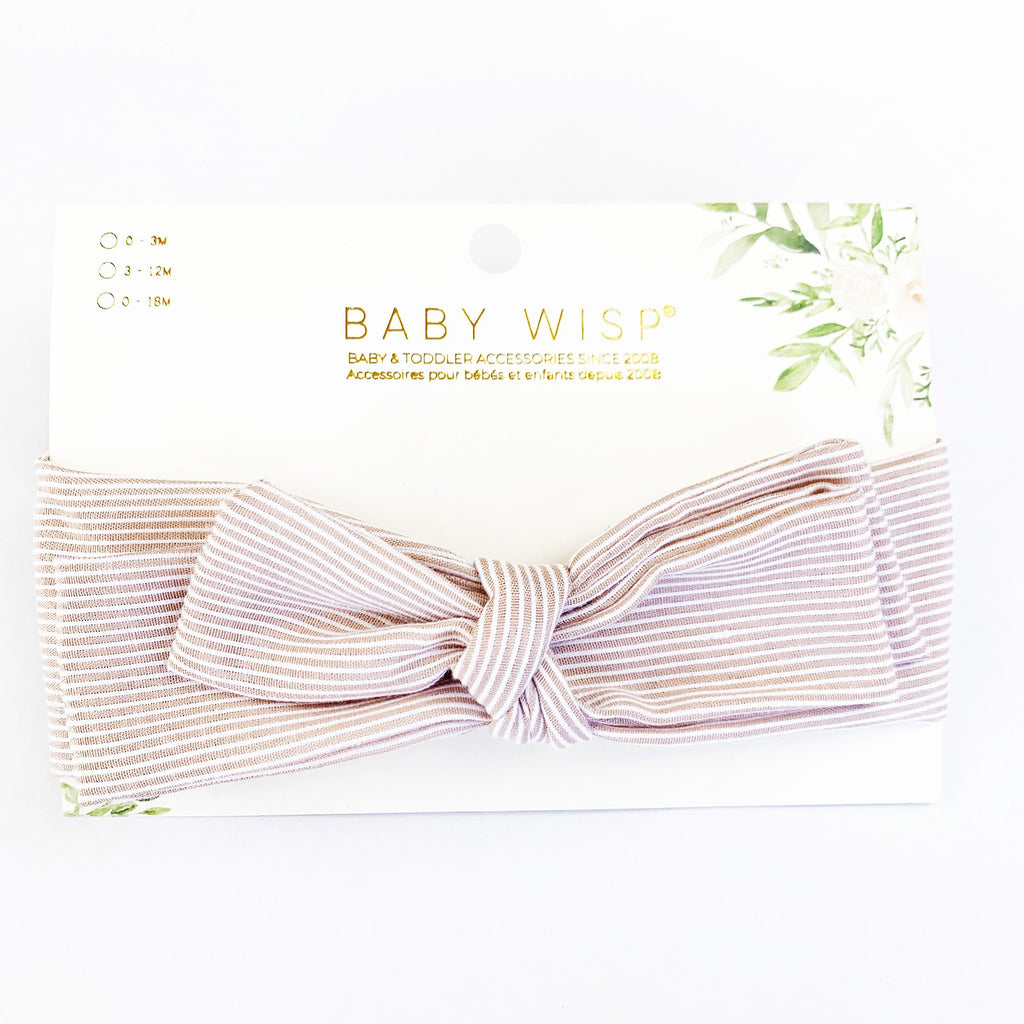 Pinstripe Baby and Toddler Headband