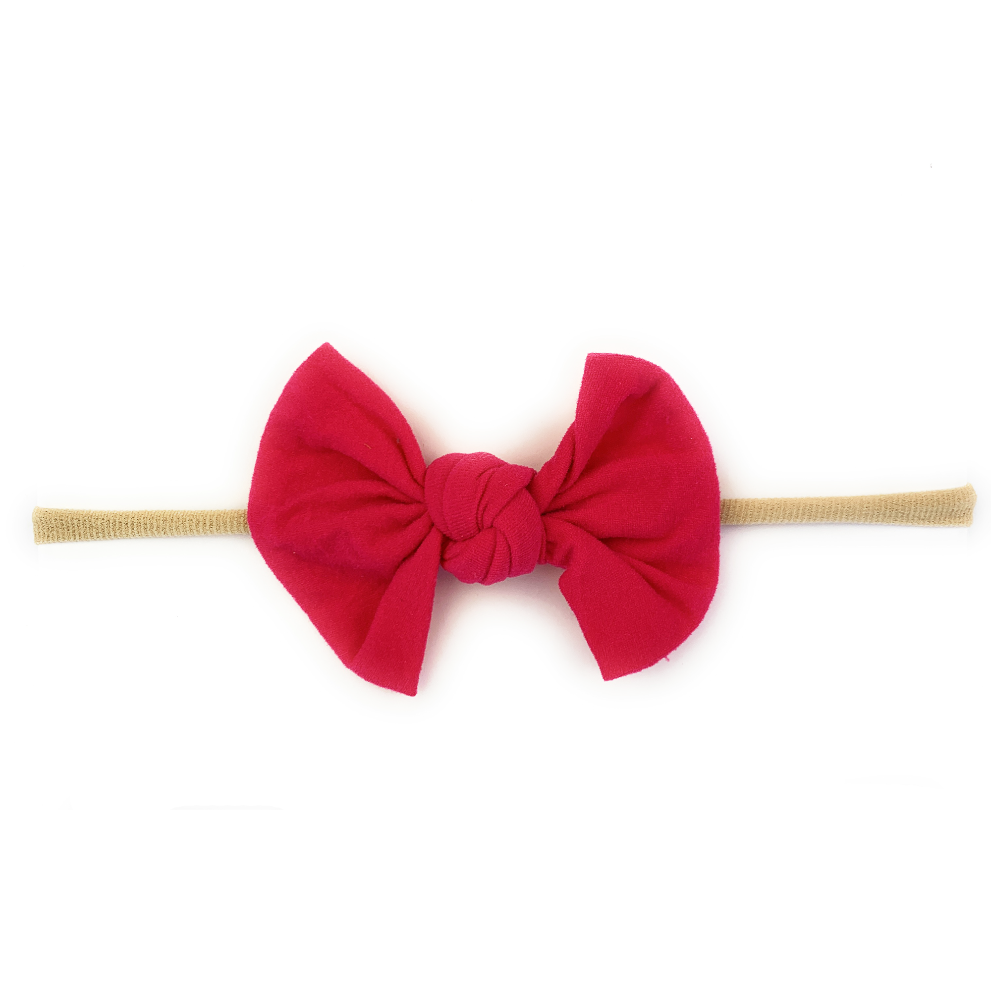 Bows for girls of all ages Colorful Bow Nylon Headband or Hair Clips