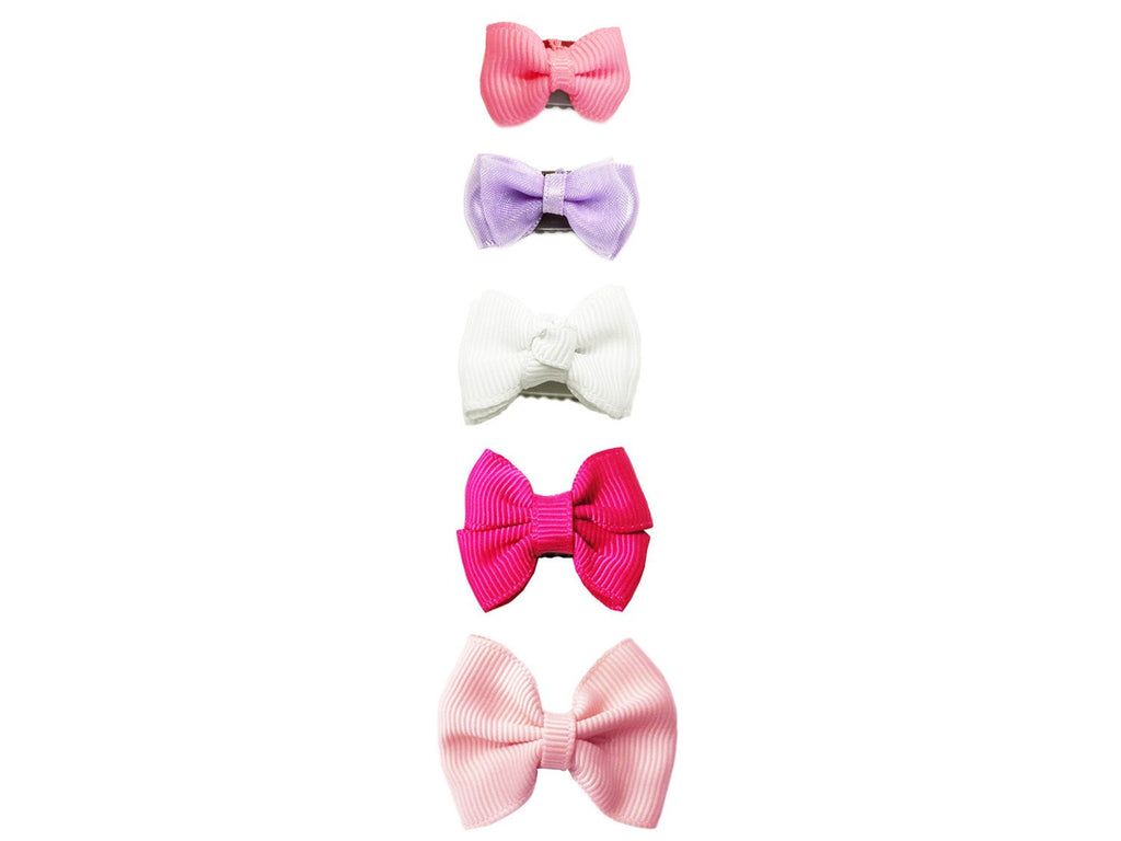 babygirl hair bow collection