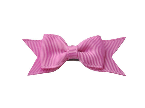 Mini Latch Cadeau Bow - Rosebloom - Baby Wisp