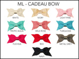 Mini Latch Cadeau Bow - Baby Wisp