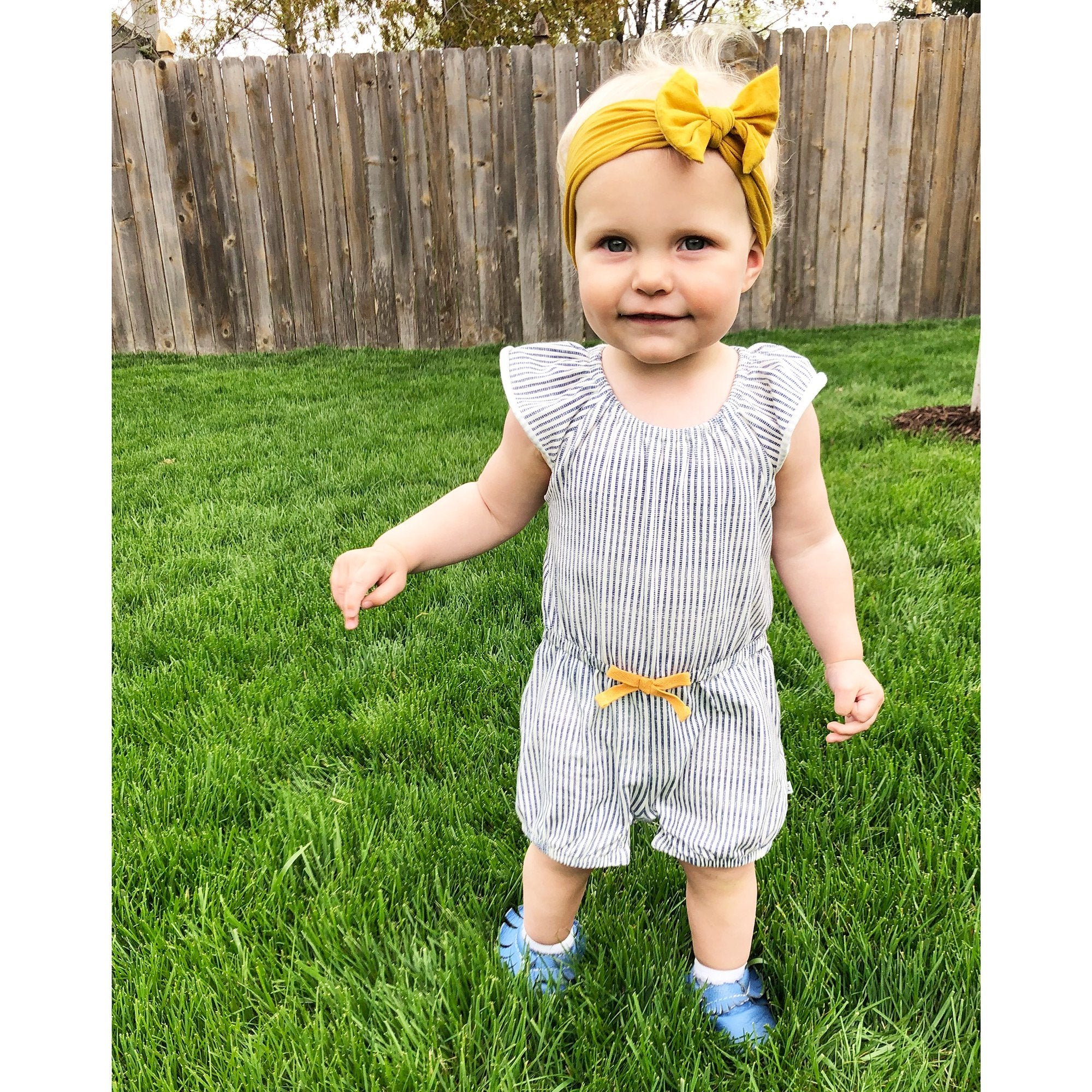 Baby /& Toddler Bow Headwrap
