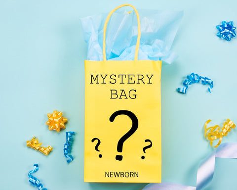 Mystery Bag for Newborns - Baby Wisp
