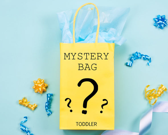 Mystery Bag for Toddlers - Baby Wisp