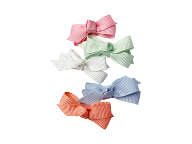 Small Snap Chelsea Boutique Bow Collection - Egg Hunt - Baby Wisp