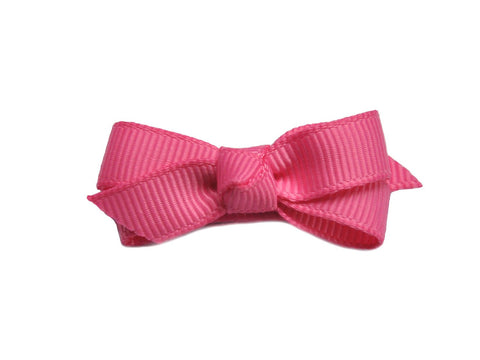 Small Snap Chelsea Boutique Bow - Single Hair Bow