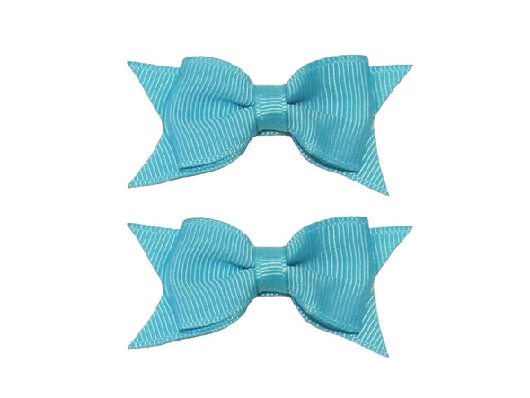 Small Snap Cadeau Bow - Baby Wisp