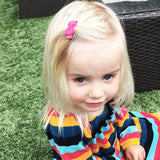 toddler fine hair bows to move bangs aside