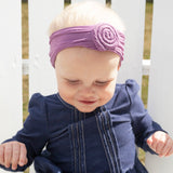 Copy of Infant Headwrap Nylon Roll Headband - Baby Wisp