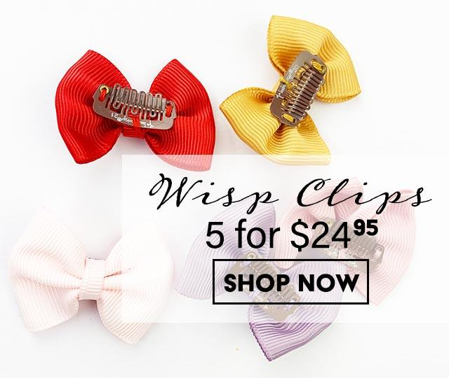 Velvet Hair Bows for Babies and Toddlers