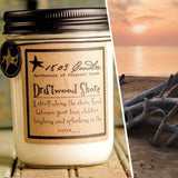 1803 Driftwood Shore Candle