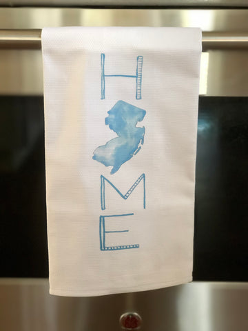 New Jersey HOME Kitchen Towel