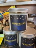 Summer Nights Citronella Candle