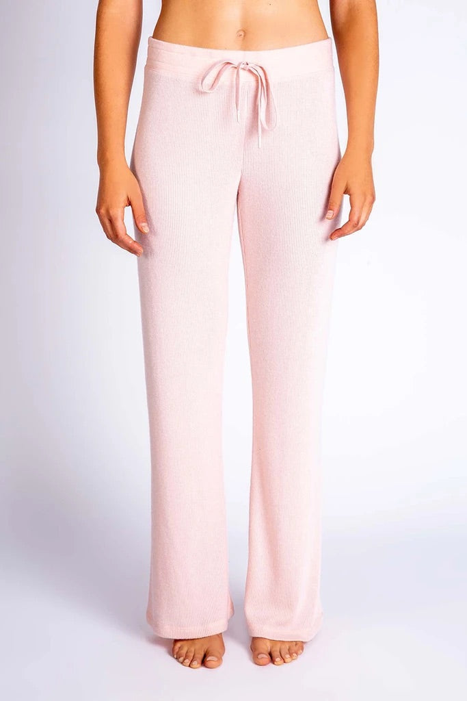 PJ Salvage Textured Basics Pants