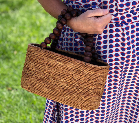 Seagrass Handcrafted Bag