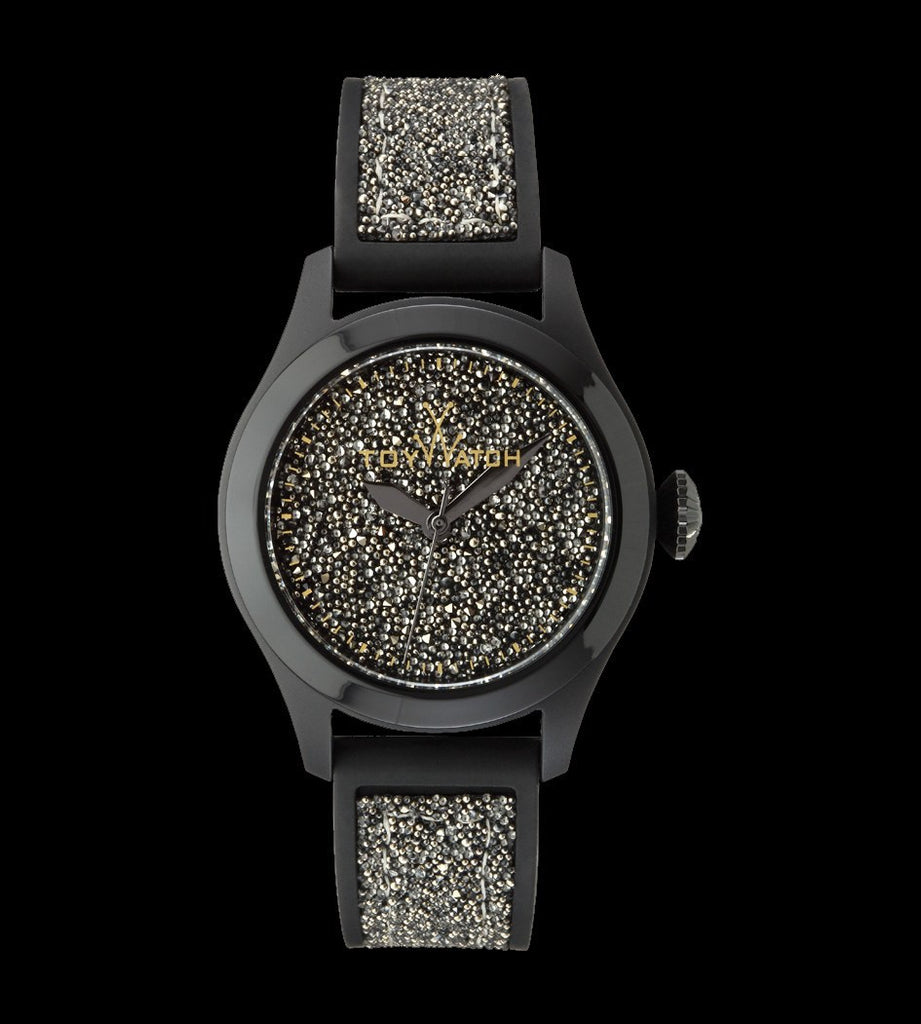 GLITTER BLACK - ToyWatch