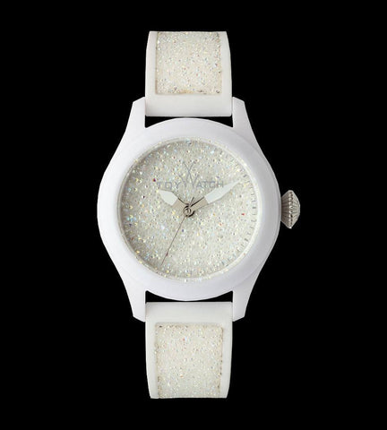 GLITTER WHITE - ToyWatch