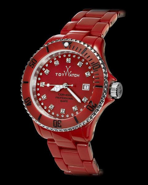 TOY MR HYDE RED AND LEOPARD - ToyWatch