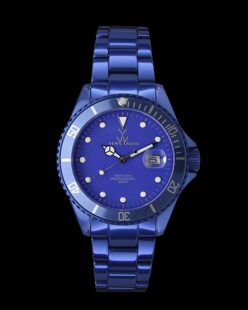 METALLIC BLUE - ToyWatch