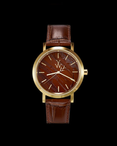 MAYA NATURAL STONE RED JASPER - ToyWatch