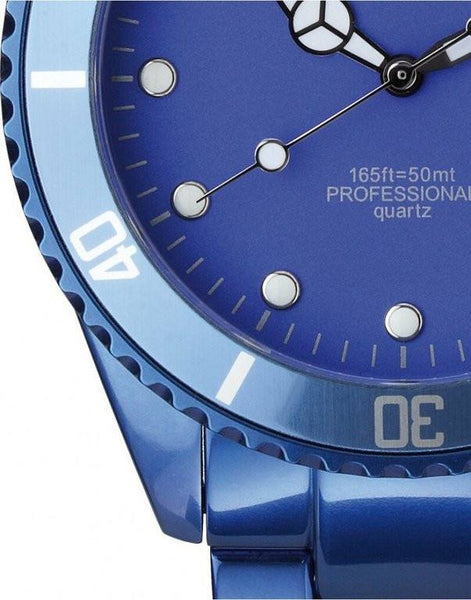 METALLIC BLUE INDIGO - ToyWatch