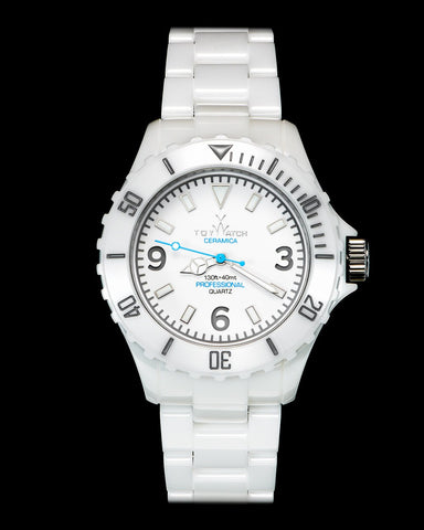 CERAMICA WHITE - ToyWatch