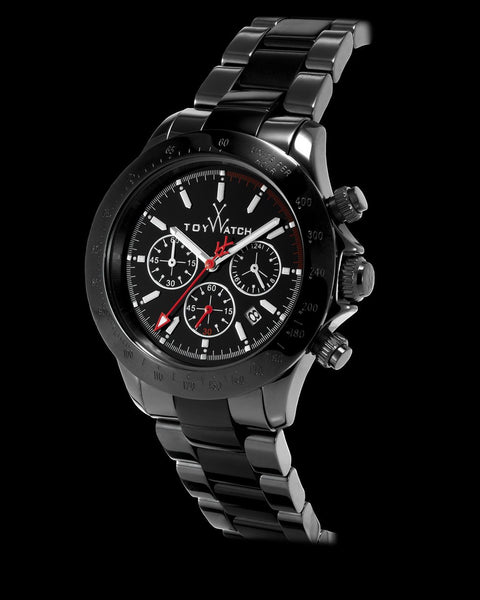 HEAVY METAL CERAMIC ALL BLACK - ToyWatch