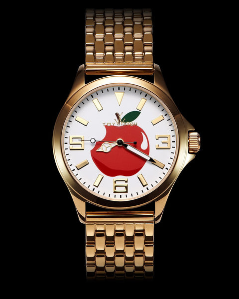 CRUISE GRAFFITI WITH APPLE - ToyWatch