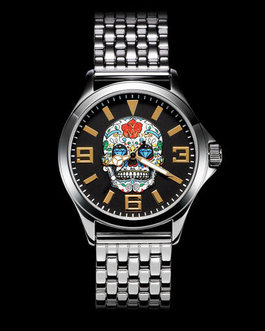 CRUISE GRAFFITI WITH MEXICAN SKULL - ToyWatch