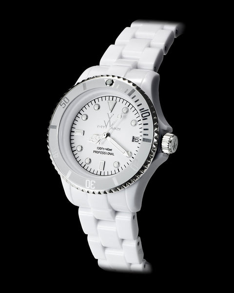 FLUO SMALL WHITE - ToyWatch
