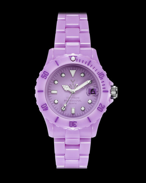 FLUO SMALL LILAC - ToyWatch
