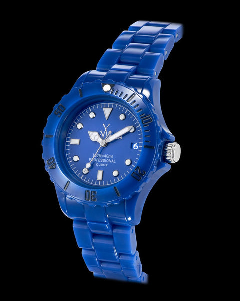 FLUO SMALL BLUE - ToyWatch