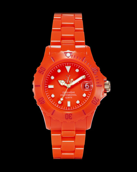 FLUO SMALL ORANGE - ToyWatch