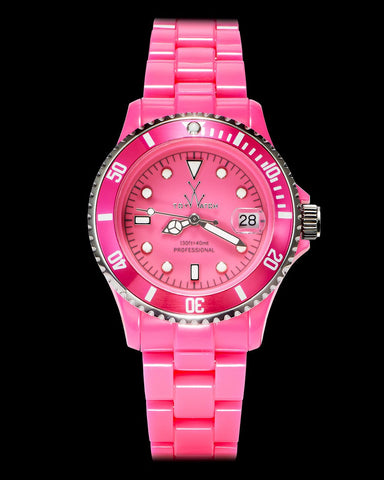 FLUO SMALL PINK - ToyWatch